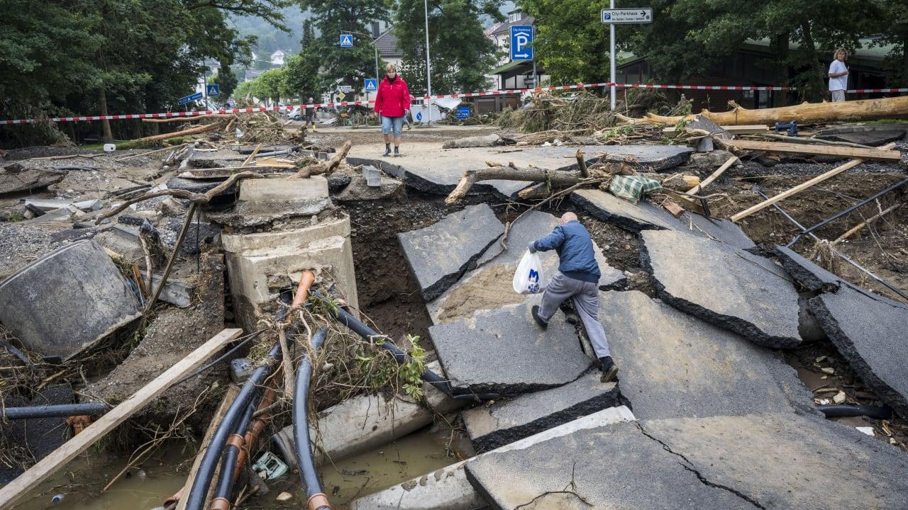 Áll a bál Németországban: Már négy nappal a katasztrófa előtt értesítették a kormányt