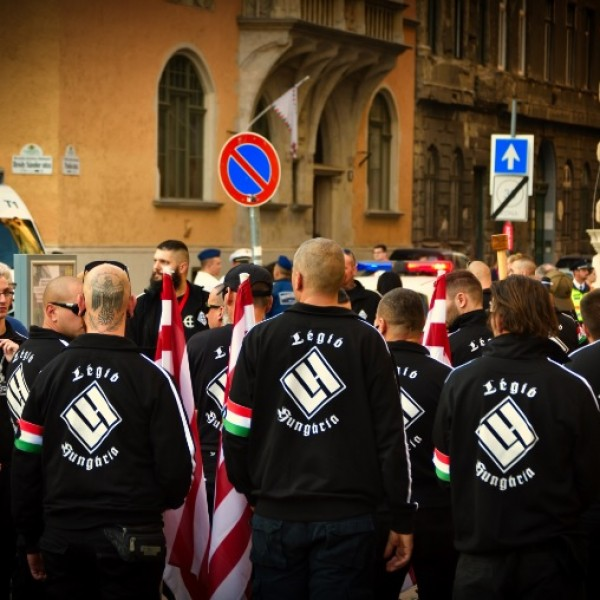 A Légió Hungária október 23-i rendezvénye (Részletek - Helyszín)