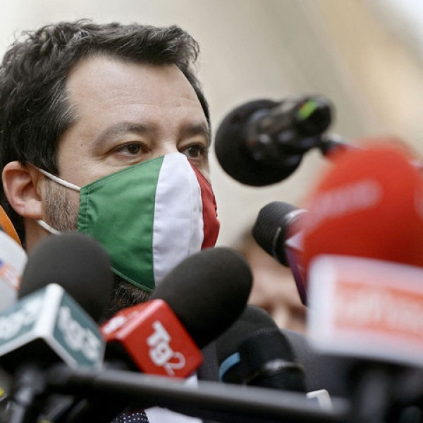 Hatalmas a várakozás: Ma dönt a bíróság Salvini ügyében