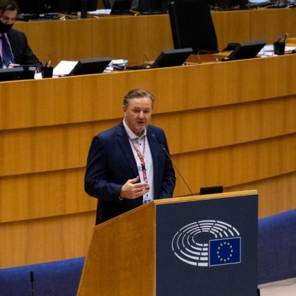 Osztrák politikus állt ki Magyarország mellett