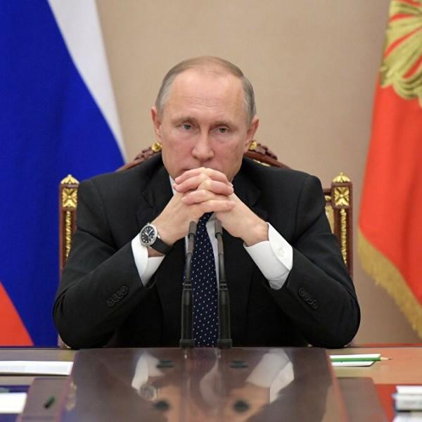 Putyin szerint az USA szervezte a kijevi Majdant