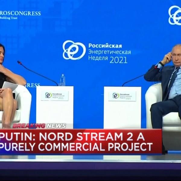Putyin: Nem használjuk fegyverként a földgázszállítást Európa ellen