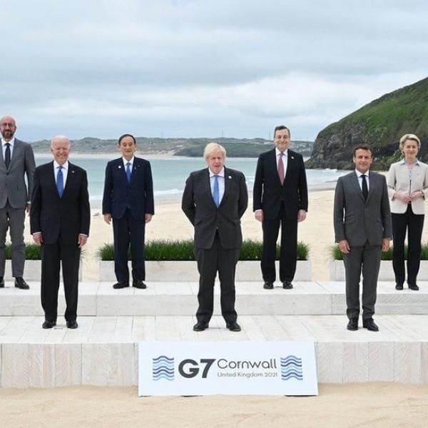 Kína üzent a G7-es vezetőknek: Elmúltak azok az idők, amikor országok egy kis csoportja döntött a világ dolgairól
