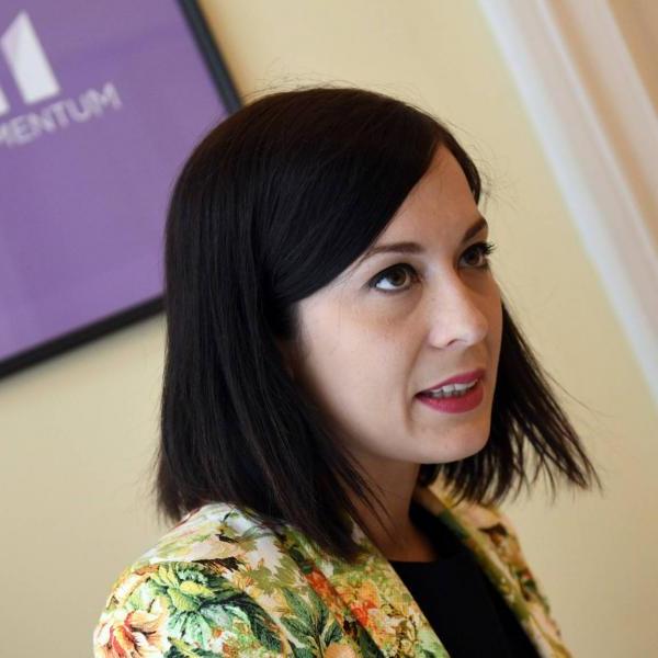 Az agyhalott Cseh Katalinnak a bántalmazott nők jutottak eszébe a nőnapról