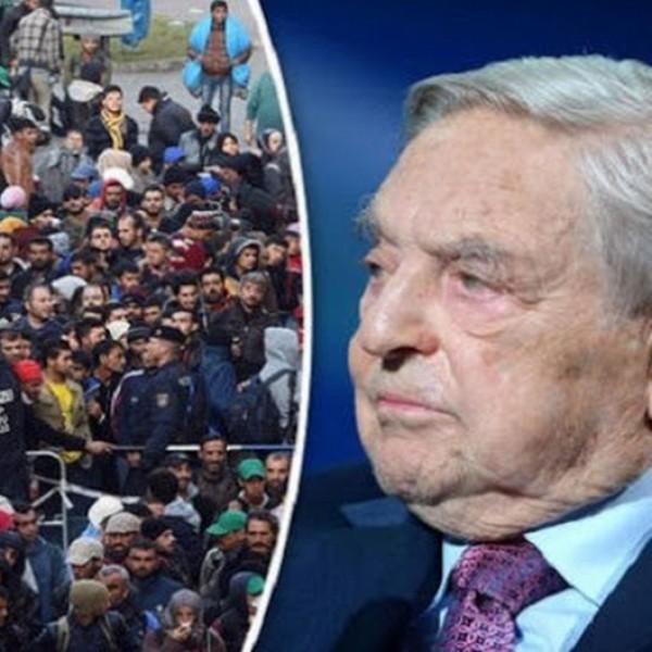 Svédország: Soros emberét migránsok zaklatják