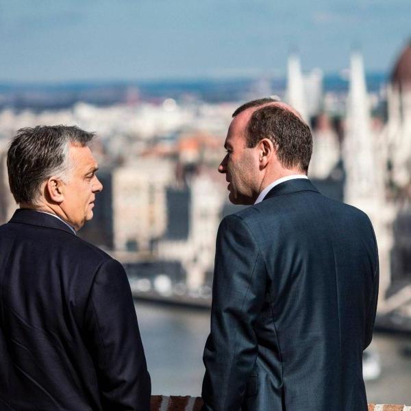 A Fidesz ma kilép az Európai Néppárt frakciójából