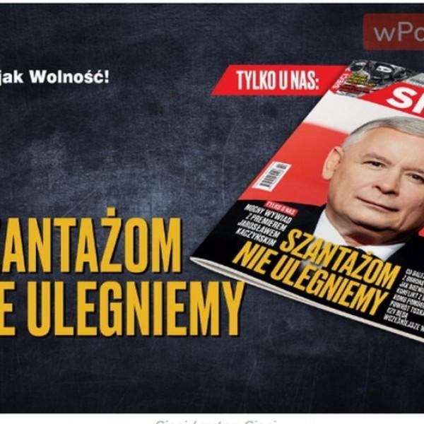 Nem engedünk a zsarolásnak – jelentette ki Kaczynski
