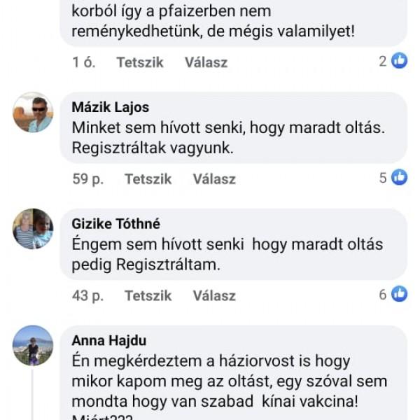 A DK-s polgármestert meglincselik a Facebookján: azt hazudta, hogy nem kellett senkinek az oltás