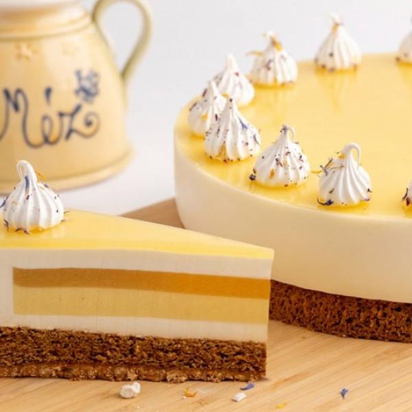 A körtés-mézes Napraforgó lett az ország tortája 2021-ben