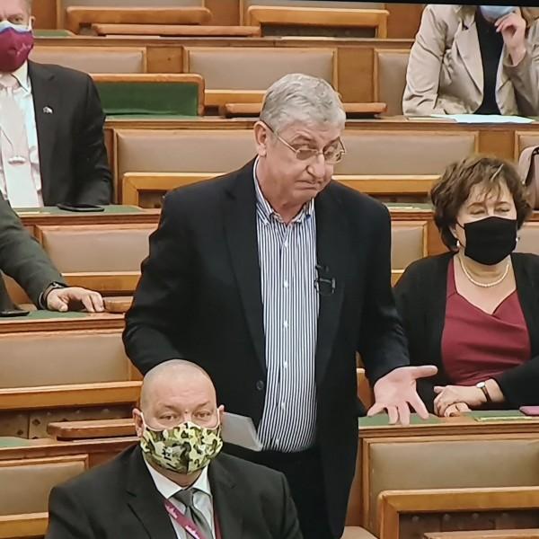 """""""A kormány az új világ tolvaja, ellopja a jövőt"""" - Gyurcsány is felszólalt ma a Parlamentben"""