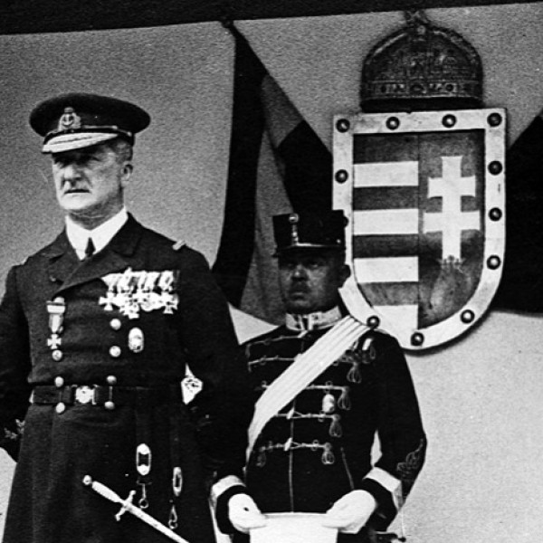 1920. március 1. - Horthy Miklós kormányzóvá választása