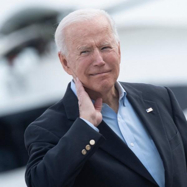 """""""Köszönöm, haver"""" - Biden sajtótájékoztató közben felejtette el, hogy hívják az ausztrál kormányfőt"""