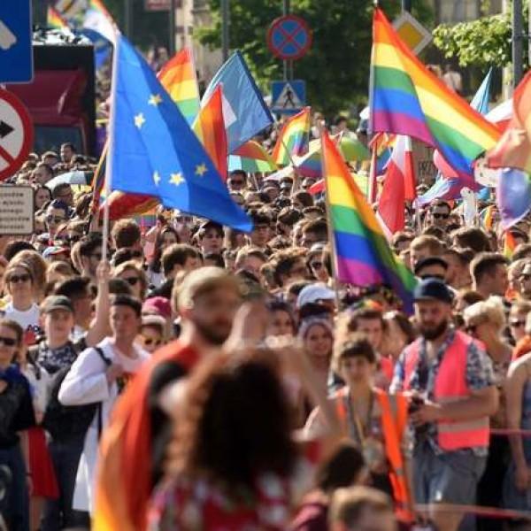 Megijedt az LMBTQ-mozgalomtól a krakkói polgármester