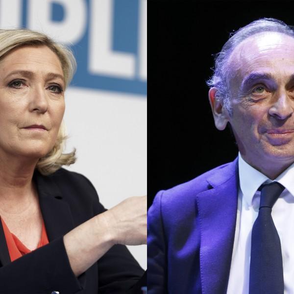 Marine Le Pen és Éric Zemmour jobboldali államfőjelöltek lefejezésével fenyegetőzött egy marokkói migráns