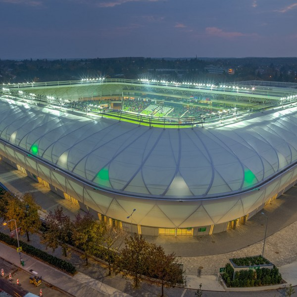 A haza mindenek előtt - A Haladás stadionja is trikolórban fog pompázni a németek elleni meccs idején
