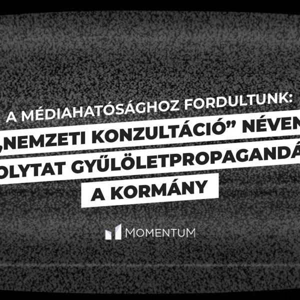 Csekk Katkáék feljelentik a kormányt gyűlöletpropaganda miatt