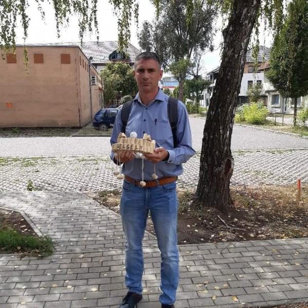Kamu Geri koronát kapott Békéscsabán - Videó