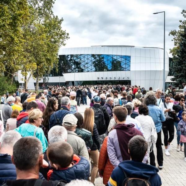 Már több mint 780 ezren látogattak ki a vadászati világkiállításra
