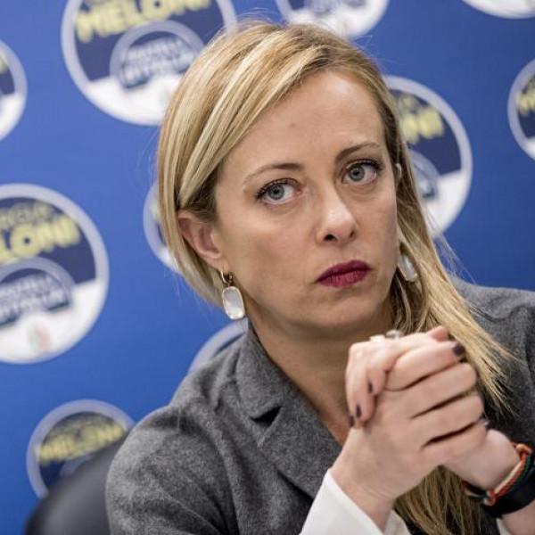 Giorgia Meloni: Az Európai Néppárt alárendelte magát a baloldalnak