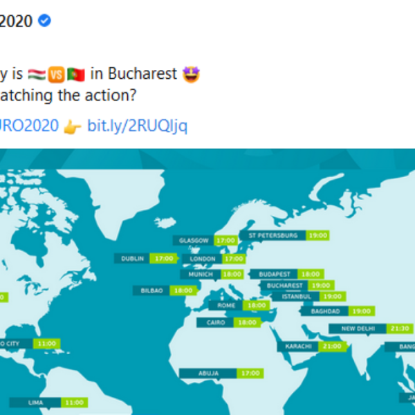Szégyen: Az UEFA összekeverte Bukarestet és Budapestet