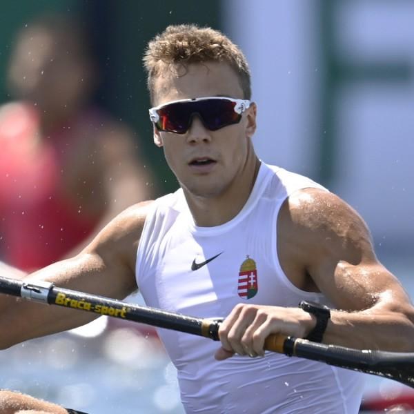 Kopasz Bálint olimpiai bajnok, Varga Ádám ezüstérmes