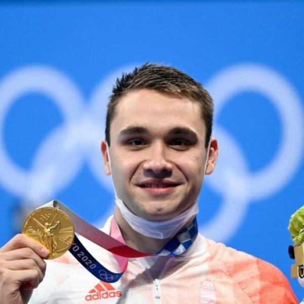 Milák Kristóf hihetetlen fölénnyel olimpiai bajnok