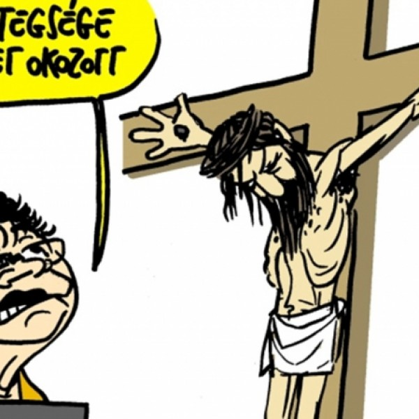 Elítélte a bíróság a Népszava kereszténygyalázását: a kommunista lapnak négyszázezer forintot kell fizetnie