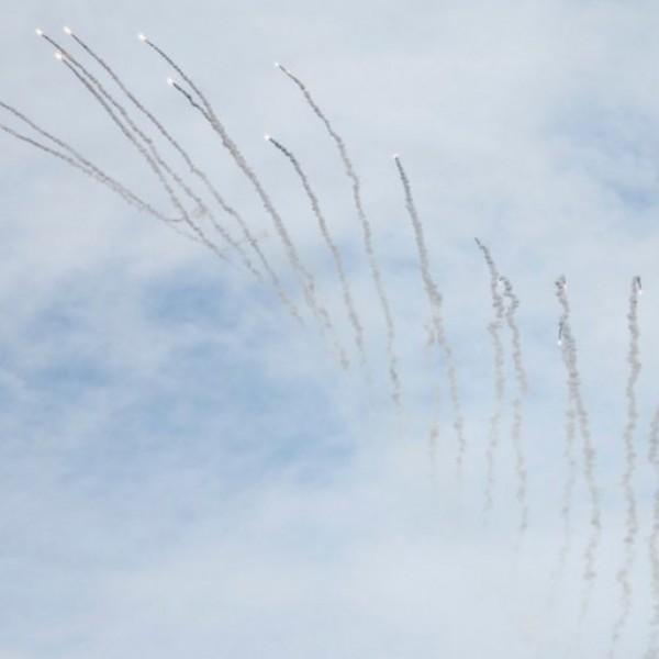 Gyönyörű képeken a kecskeméti nemzetközi repülőnap és haditechnikai bemutató