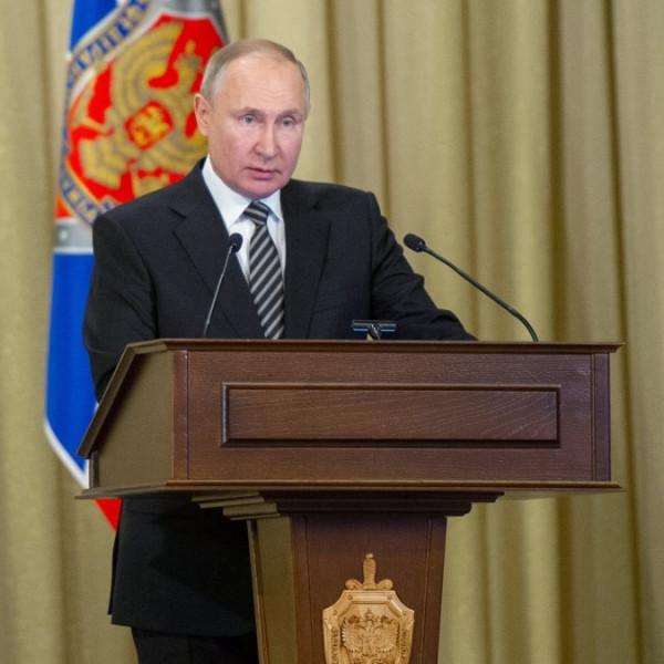 Putyin: Provokációk készülnek Oroszország ellen