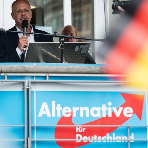 Jogállamiság német módra: Titkosszolgálati megfigyelés alá vonhatták az ellenzék fő erejét, az AfD-t