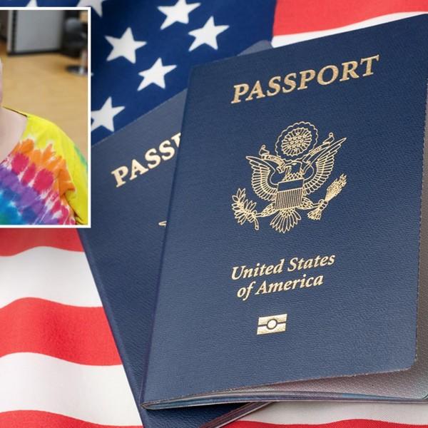 """Az amerikai külügyminisztérium kibocsátotta az első, """"X-gender jelzésű"""" útlevelet"""