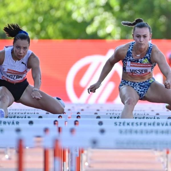 Kozák Luca elődöntőbe jutott 100 méter gáton