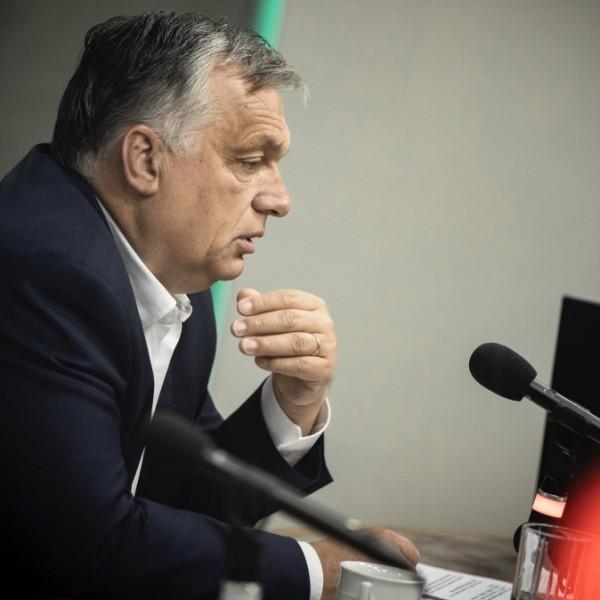 Orbán Viktor: Egy hiányzó magyar gyerek helyett ide lehet hozni egy afrikai gyereket, de ez nem megoldás
