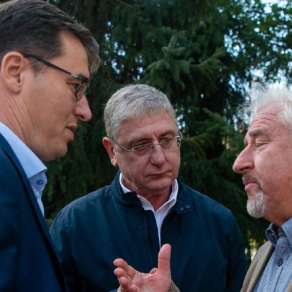 Magyar György szerint átalakulóban van az ellenzék