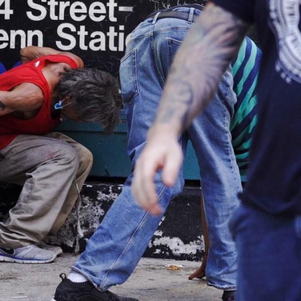 A jövőben szabadon lőhetik magukat a drogosok New Yorkban