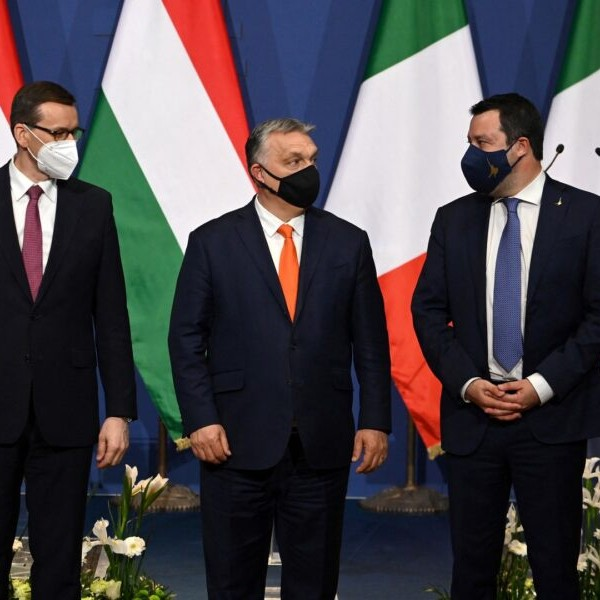 A Salvini-Orbán-Morawiecki találkozó egy nagy frakció megalakulását fogja hozni Giublei olasz konzervatív gondolkodó szerint