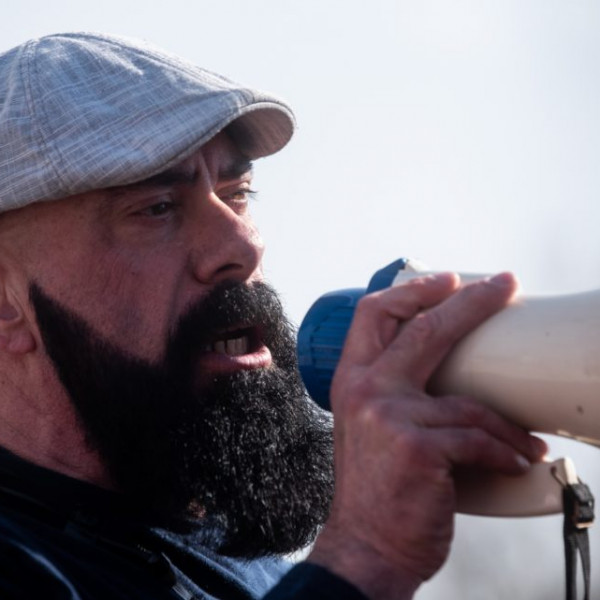 A vírustagadó Gődény egymilliós büntetést kapott a tüntetésért
