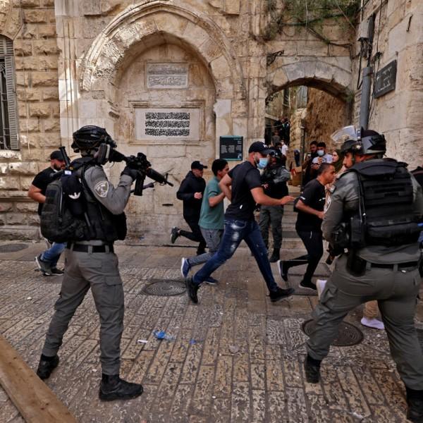 Brutális összecsapások Izraelben - Videók