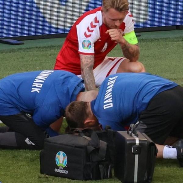 A dán csapatkapitány menthette meg Eriksen életét