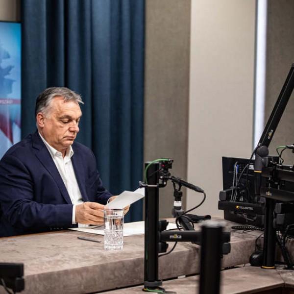 Orbán Viktor: A bajban nem lehet számítani a baloldalra, csúfosan leszerepeltek járványügyben