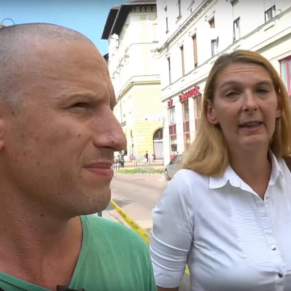 Turul gyalázásért tüntették ki a 444 magyargyűlölőjét, Ács Dánielt