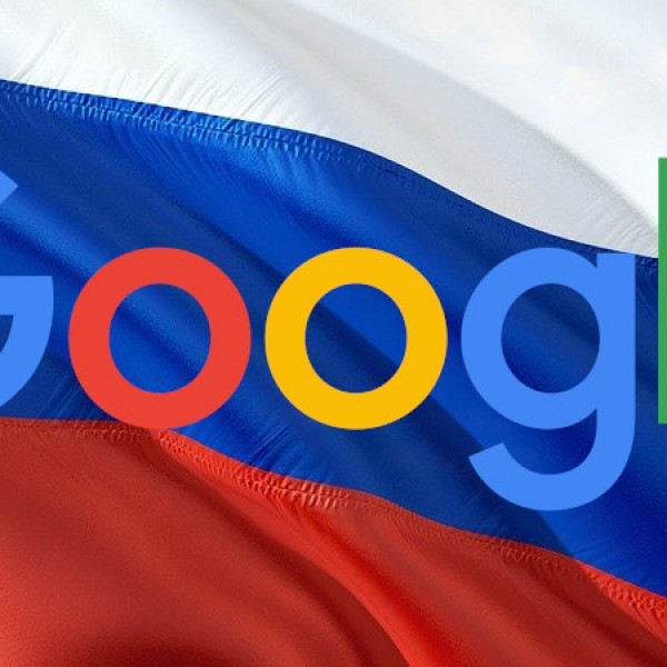 A Google 32 millió rubel bírságot fizet Oroszországnak