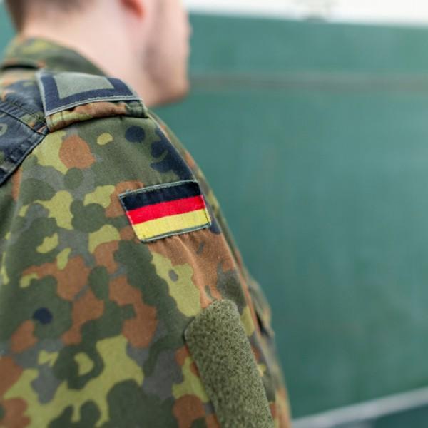 Romokban a német hadsereg
