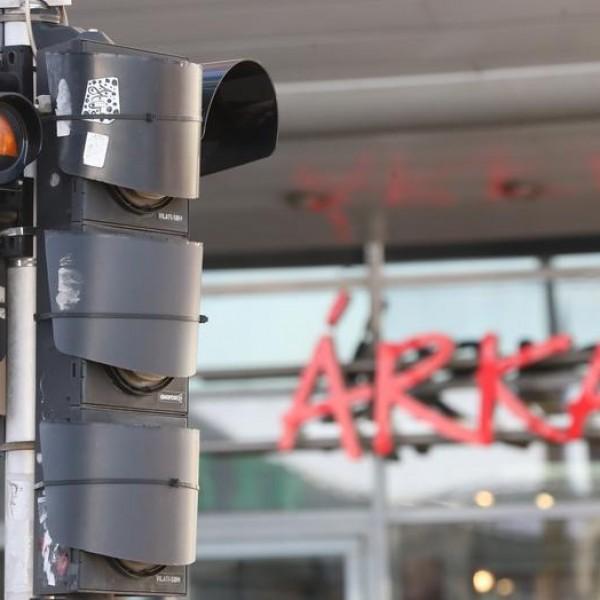 Pénzszállítót támadtak meg az Árkádnál: megszállták a katonák és a rendőrök a helyszínt