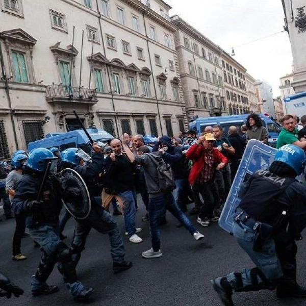 Hétvégén elszabadulhat a pokol Olaszországban
