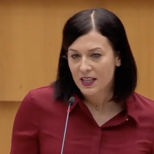 Csekk Katalin: Az Orbán-féle irányvonal még jobban elszigetelődik Európában