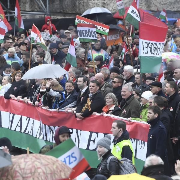 """A CÖF-CÖKA bejelentette, """"aljas provokációra"""" készült az ellenzék október 23-án"""