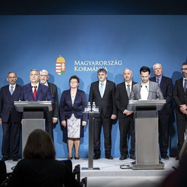 Koronavírus: a magyarok többsége elégedett a kormány válságkezelésével