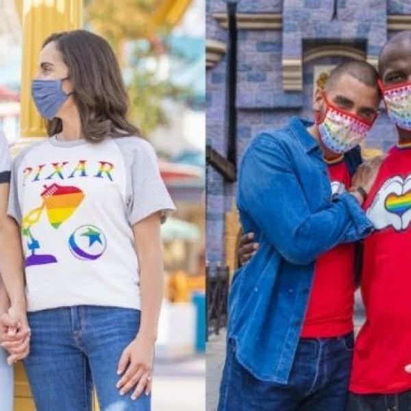 Tovább ostromolja a gyermekeket a Disney: pride ruhakollekciót dobtak piacra