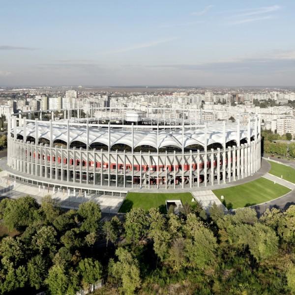Bezzegrománia: elázott a Nemzeti Aréna az Eb-meccs előtt - Videó